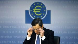 Anleger rechnen mit Zinspause der EZB