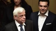 Politiker von SPD und Grünen stützen Athen