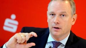 Sparkassen-Verbandspräsident Georg Fahrenschon