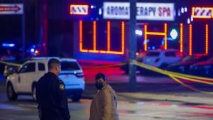 Acht Tote durch Schüsse in Massagestudios im Raum Atlanta