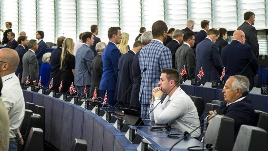 Brexit im EU-Parlament