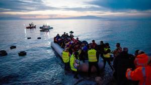 UN-Organisation: Flüchtlinge werden sich neue Wege suchen