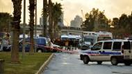 Tote und Verletzte bei Anschlag in Izmir