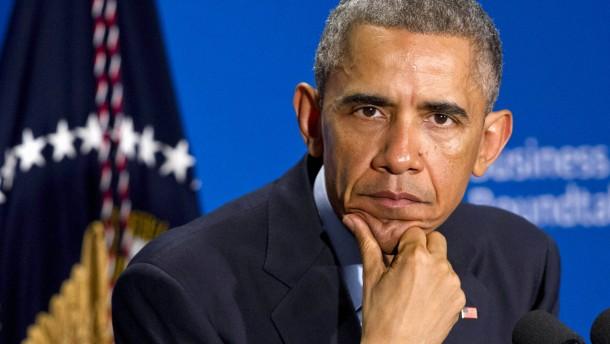 Kongress soll Krieg gegen IS billigen