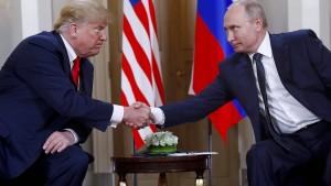 Trump: Verstrickung Putins in Attentate wahrscheinlich