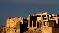 Was die Griechen wollen