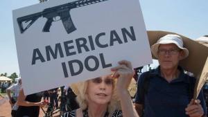 Will Trump schärfere Waffengesetze?