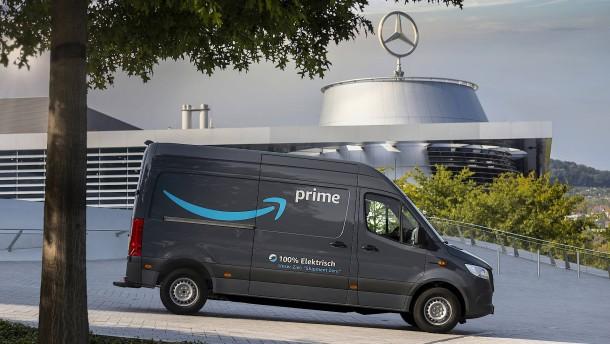 Weiterer Stellenabbau bei Transportersparte von Daimler