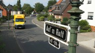 Düsseldorfer müssen für Hitler-Asphalt zahlen