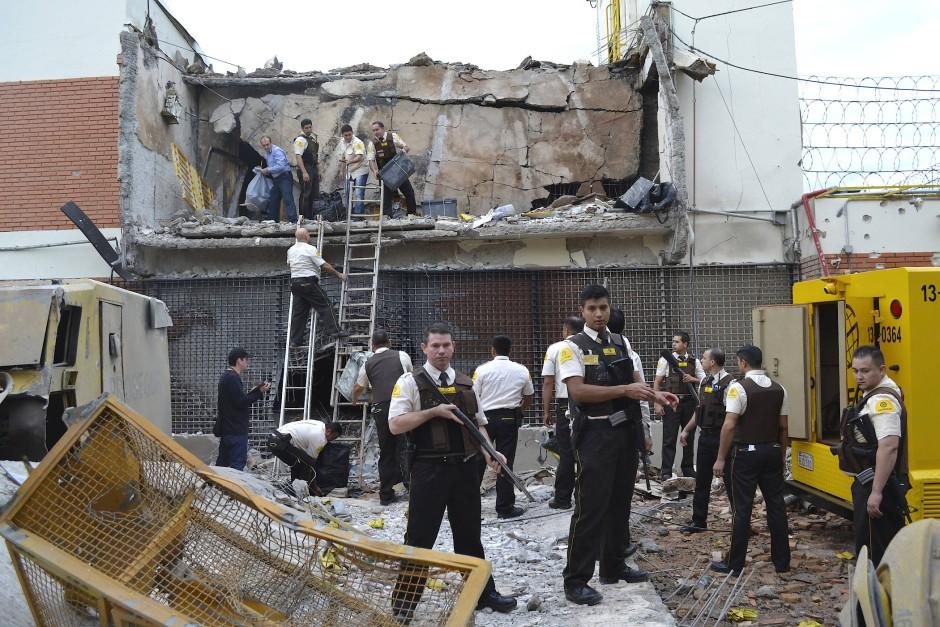 Paraguay Kriminalität