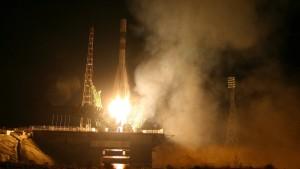 Versorgung der ISS laut russischer Behörde nicht in Gefahr