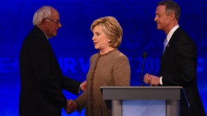 Clinton schießt sich schon auf Trump ein