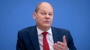 Scholz wirft CDU Parteitaktik vor