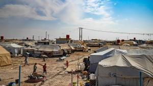 Deutschland muss IS-Angehörige aus syrischem Lager zurückholen