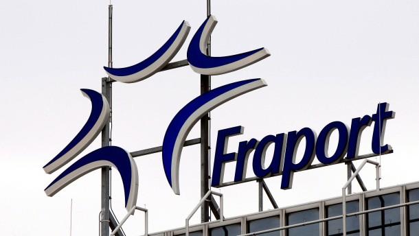 Fraport macht 690 Millionen Euro Verlust