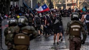 Chile sagt Klimagipfel ab
