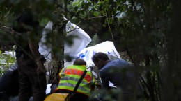 Zwei Menschen sterben bei Absturz von Kleinflugzeug