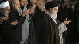 Ajatollah ruft zur nationalen Einheit auf