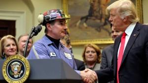 Trump will Obamas Klimapolitik zurückrollen