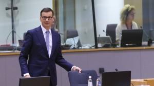 Streit mit Polen wird zur Zerreißprobe