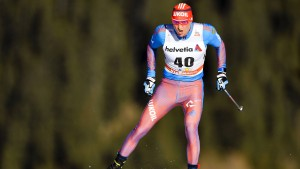 Russische Skilangläufer starten bei Weltcup-Auftakt