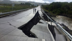 Starkes Beben vor Südküste Chiles