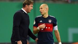 """Leipzig und FC Bayern im """"Vollkampfmodus"""""""