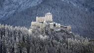 Haus Hessen verkauft sein Schweizer Schloss