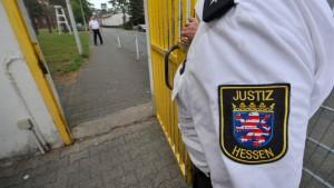 Hessen bekommt eigenes Abschiebegefängnis