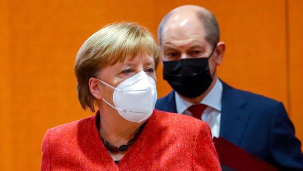 Mehrheit der Deutschen wünscht sich Regierungswechsel