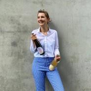 Pauline Baumberger ist Winzerin – und setzt für ihren Wein ausschließlich auf die Natur.