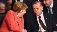 Erdogan droht Berlin