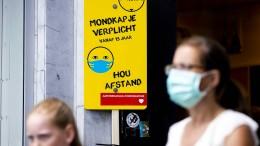 Fast 3600 Corona-Tote in den Niederlanden mehr als gedacht