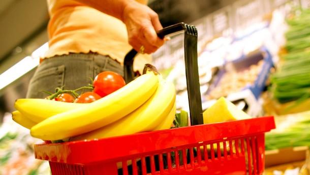 Obst und Gemüse werden immer teurer