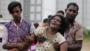 Anschläge in einem gespaltenen Land