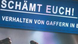 Gaffer von Heidenheim stellt sich den Behörden