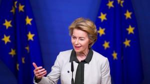 Mehr Macht für Brüssel beim Klimaschutz