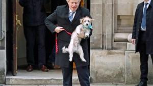 Boris Johnson sagt der Fettleibigkeit den Kampf an