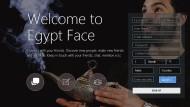 """""""Willkommen bei Egypt Face"""": Konkurrenz für Facebook aus Nordafrika"""