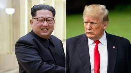 Absage an Kim