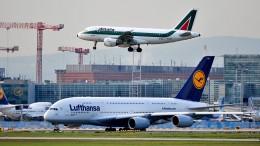 Die Lufthansa greift nun auch nach Alitalia