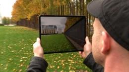 Handy-App zeigt Berlin zu Zeiten des Mauerfalls