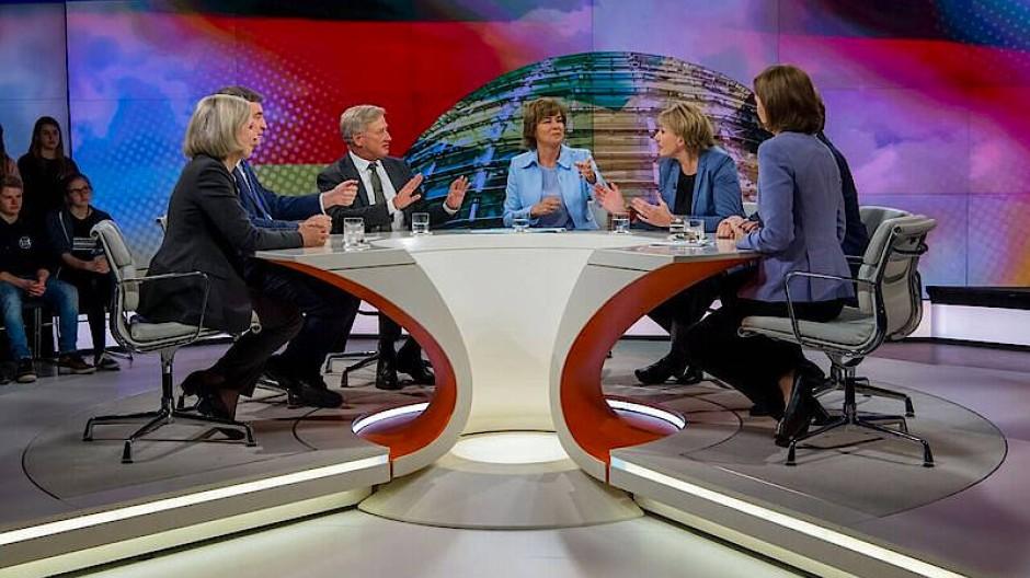 TV-Kritik zu Maybrit Illner: Wo ist die Mitte?
