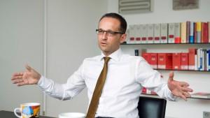 Maas erwägt Entflechtung von Google