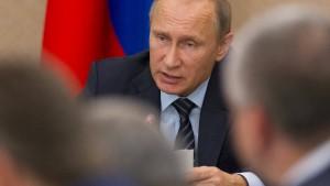 Moskau verstimmt über Flugzeug-Kontrolle