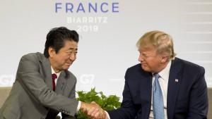 Deal zwischen Amerika und Japan soll im September stehen