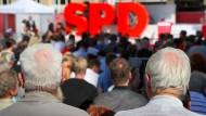 Will Betriebsrentner entlasten: Die SPD.