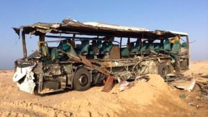 Neue Gewalt auf der Sinai-Halbinsel