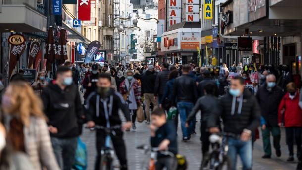 Ist Shoppen wichtiger als Wandern?