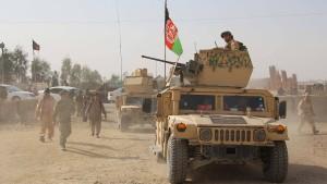 Taliban erobern weiteren Bezirk